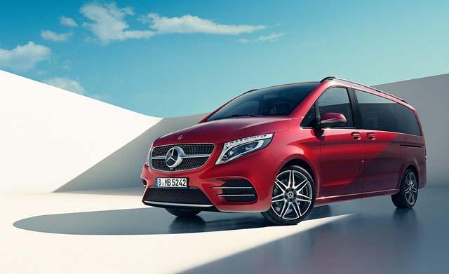 Mercedes-Benz V-Klasse EDITION 19