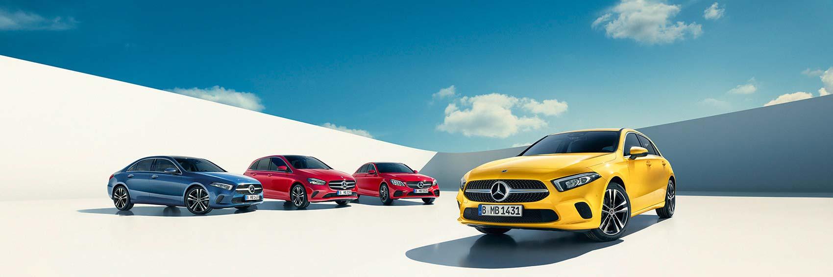 Jetzt ein Mercedes - von Willi Brand in Gummersbach