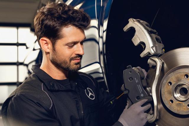 Mercedes-Benz Service VorteilsProgramm